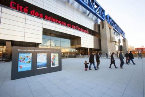 Universcience - Cité des sciences et de l'Industrie / Palais de la découverte