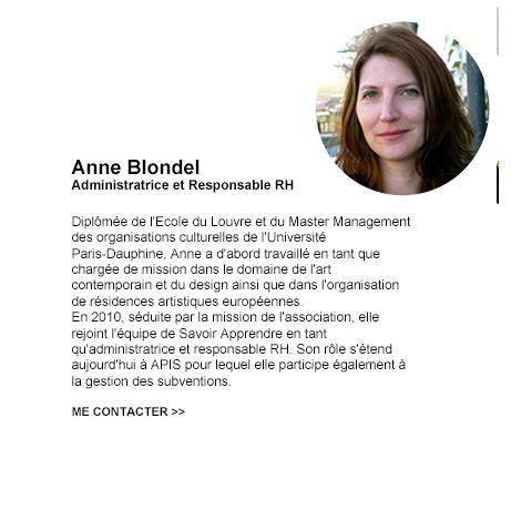 Anne Blondel