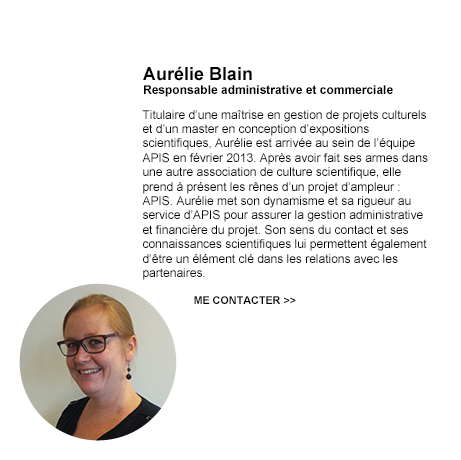 Aurélie Blain - comite