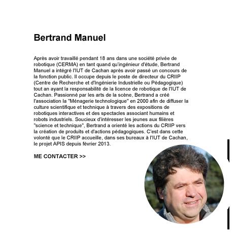 Bertrand Manuel - comite