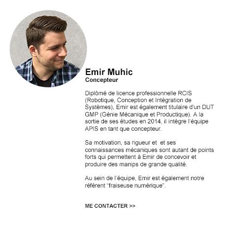 Emir Muhic