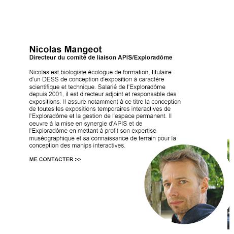 Nicolas Mangeot - comite