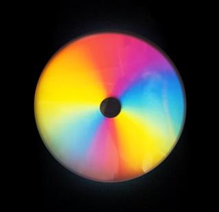 Zoom sur disque