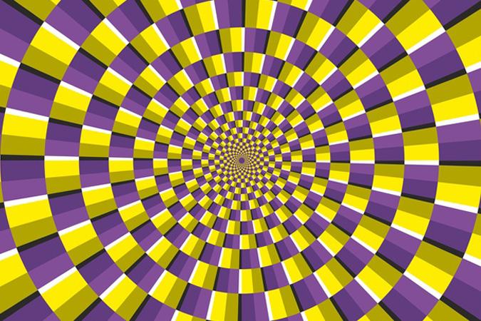 Les illusions d'optiques